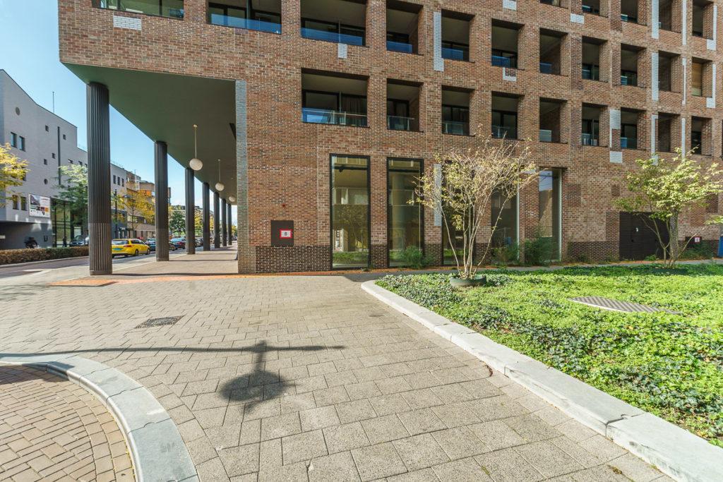 Breda commerciële ruimte centrumzijde