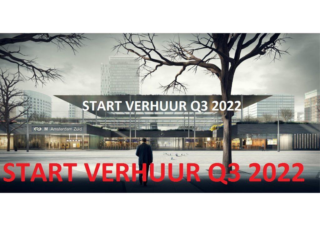 Amsterdam Zuid_start verhuur